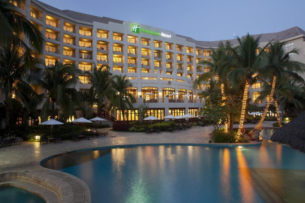 آشنایی با هتل هالیدی این پنانگ (Holiday Inn Resort Penang)
