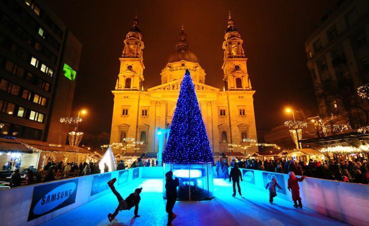 10 پایتخت کریسمسی