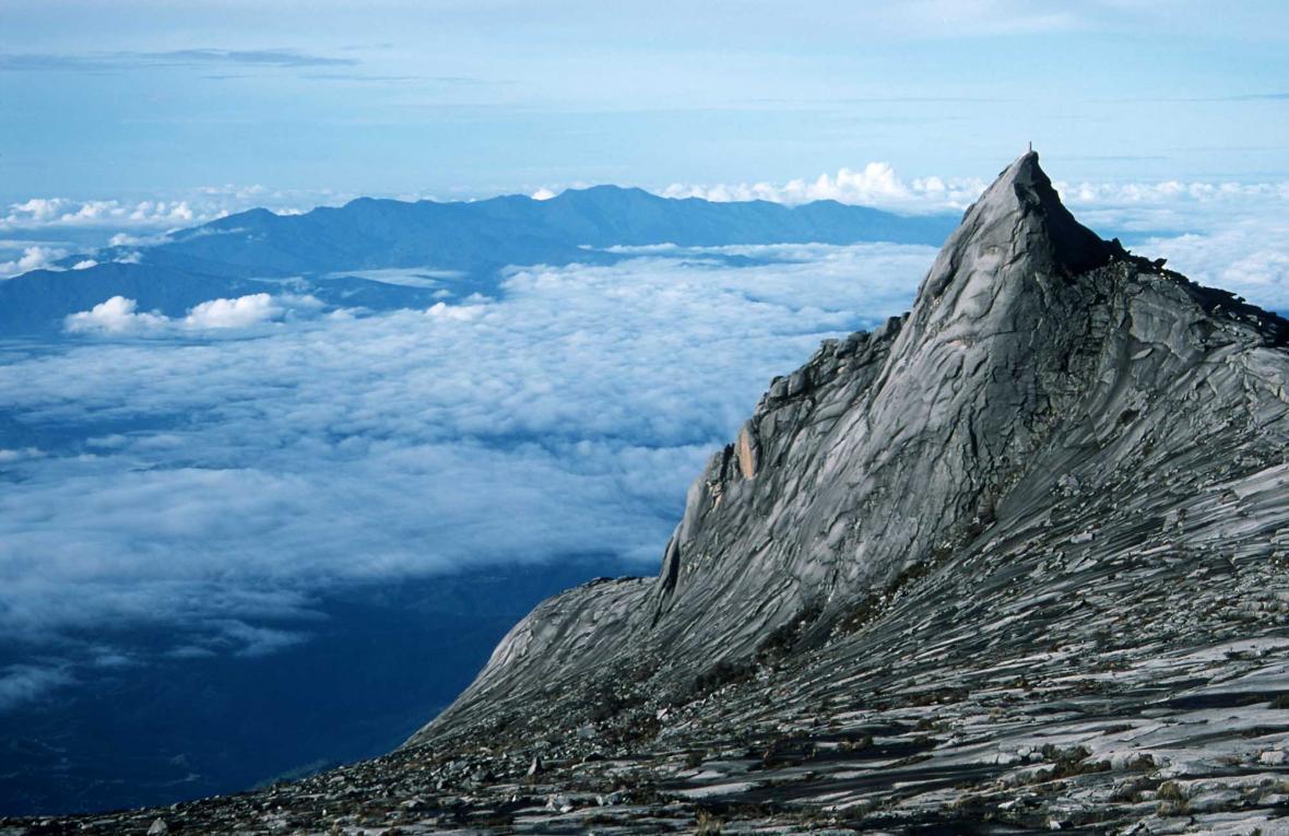 ماجراجویی در کوه کینابالو مالزی