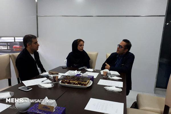 مرز مشترک فرصتِ معرفی هنرمندان ایران به حامیان مالی جهان است