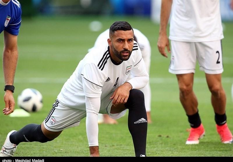 چرا سامان قدوس در بازی با ترینیدادوتوباگو غایب بود؟