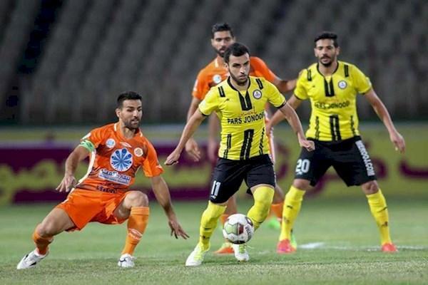 پارس جنوبی پیرترین و سایپا جوان ترین تیم لیگ برتر