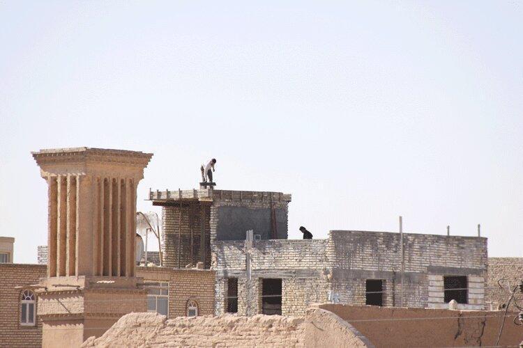 90 درصد ساخت وسازهای یزد غیرمجاز است
