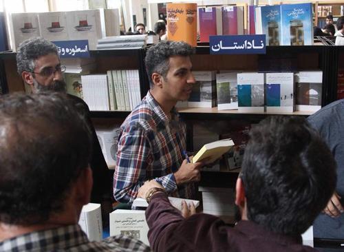 عادل فردوسی پور: دنبال کتاب فوتبالی ام اما نیست!