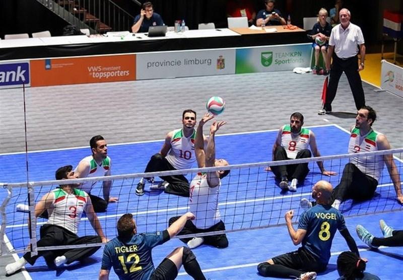 اعلام برنامه مسابقات والیبال نشسته قهرمانی آسیا - اقیانوسیه