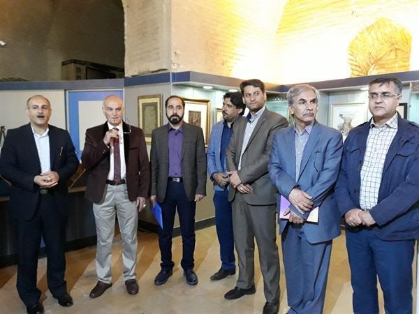 برگزاری همایش ملی دوروزه نگارگری و خوشنویسی در اصفهان