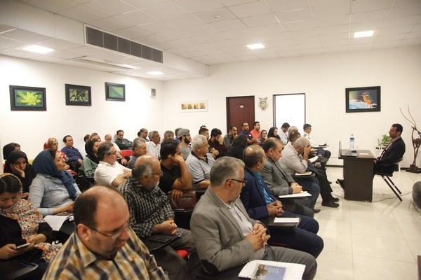 برگزاری جلسه توجیهی آموزشی سامان دهی تورهای غیرمجاز در استان گلستان