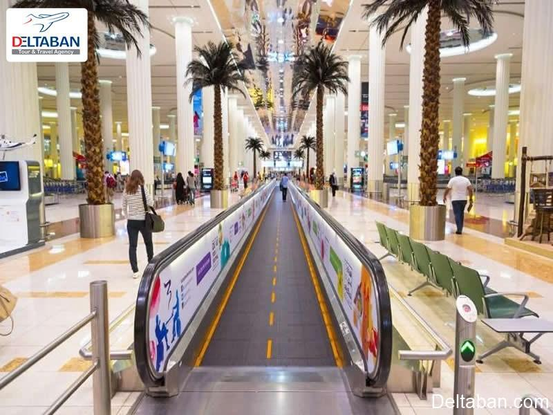 با سرگرمی های فرودگاه بین المللی دبی آشنا شوید