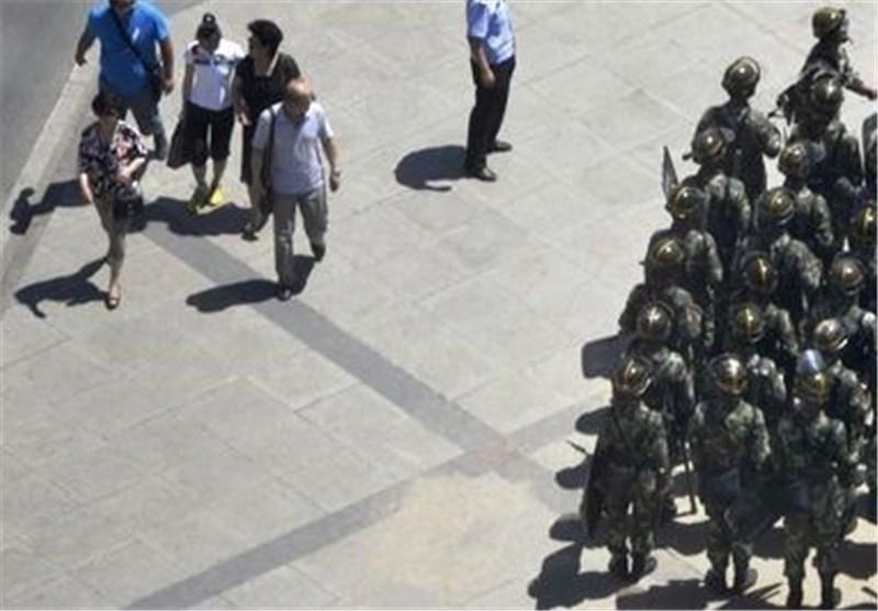 کشته شدن 12 تن در ناآرامی های سین کیانگ چین