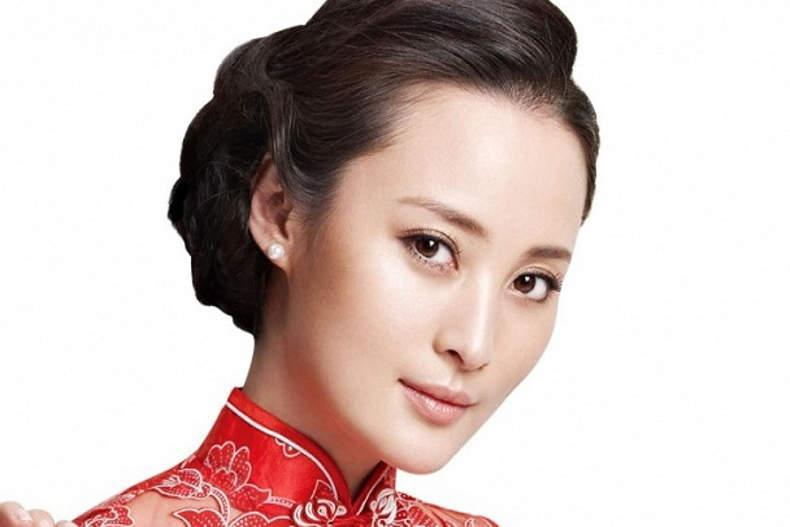 مقام دولتی زن در چین مدل تبلیغات گردشگری شد