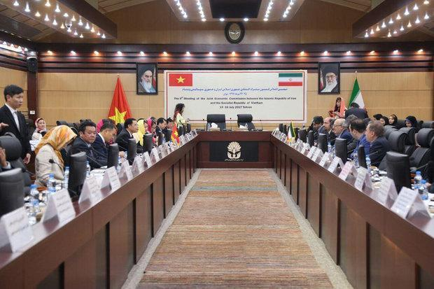 سطح مناسبات تجاری و مالی ایران و ویتنام قابل قبول نیست