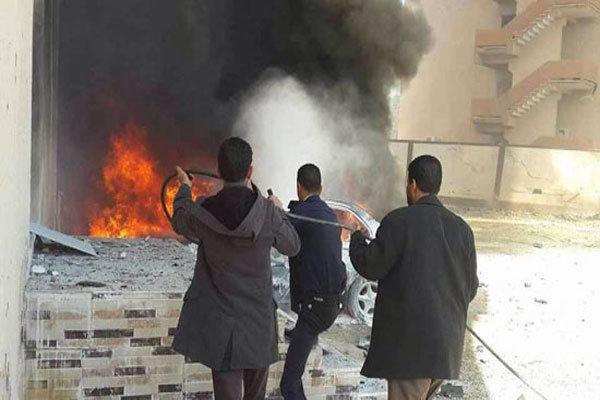 انفجار خودرو بمبگذاری شده در اجدابیا، تسلط ارتش لیبی بر منطقه بلعون