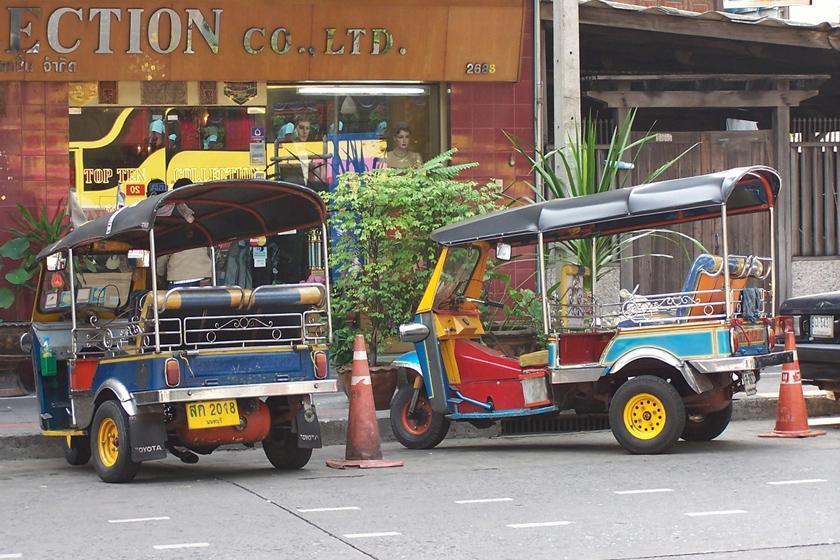حمل و نقل عمومی در پاتایا، تایلند
