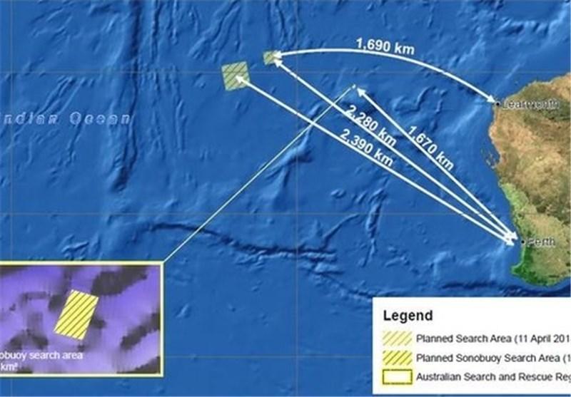 بقایای تازه ای از هواپیمای گمشدۀ پرواز 370 مالزی کشف شد