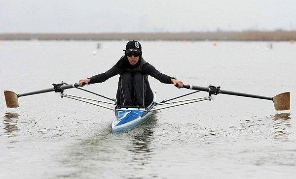 اولین سهمیه پارالمپیک در رشته قایقرانی به دست آمد