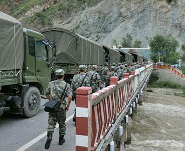 میزان تلفات زلزله چین به 20 نفر رسید