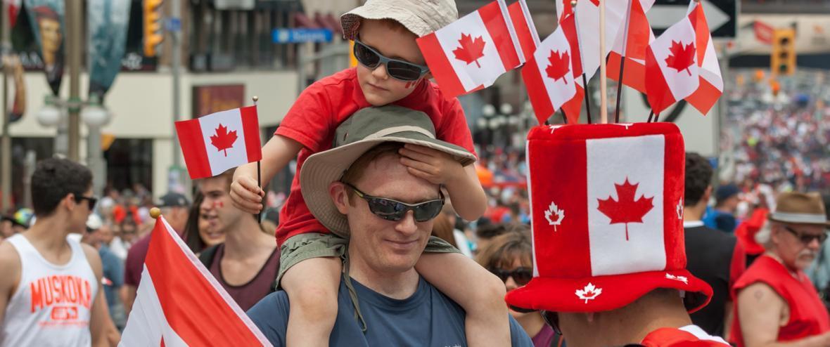 آداب و رسوم در کانادا
