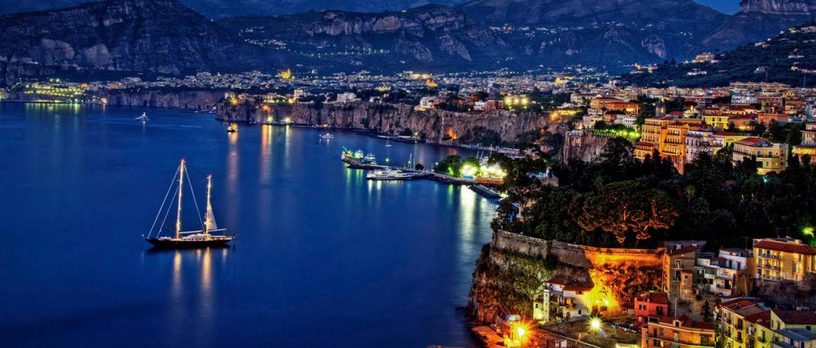 راهنمای سفر به ایتالیا ؛ سورنتو