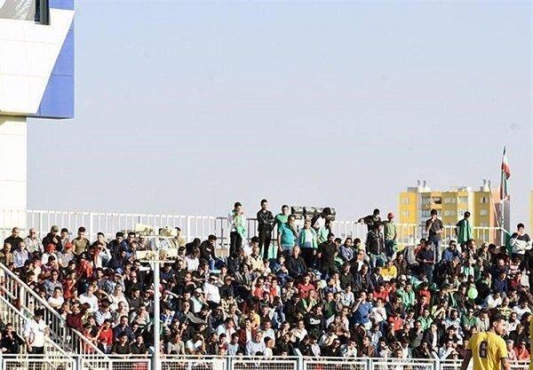 حضور کم تعداد هواداران در ورزشگاه، خطیبی با تارتار خوش وبش کرد