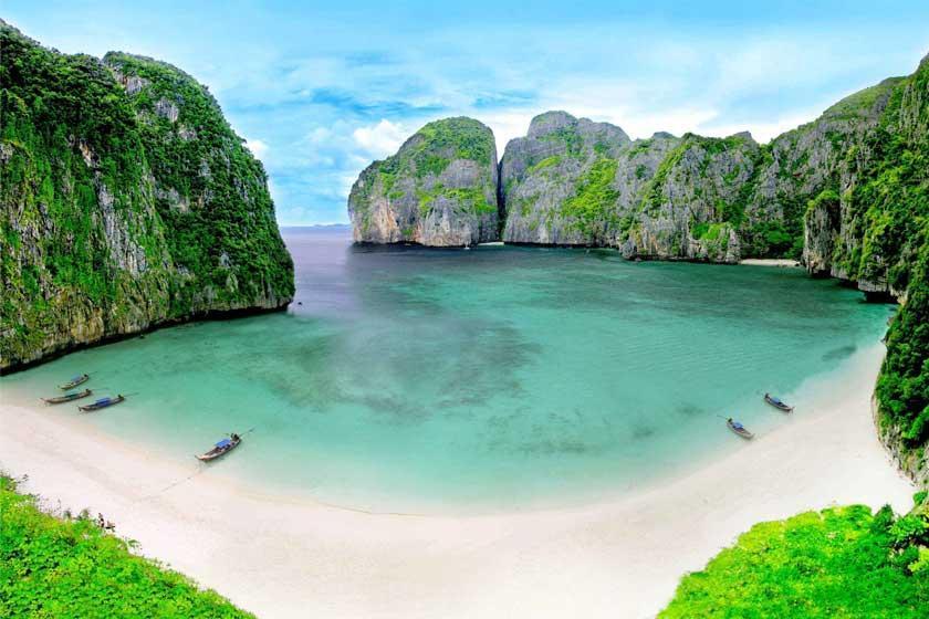 دیدنی های کرابی؛ دنیایی از دیدنی ها و تفریحات در تایلند