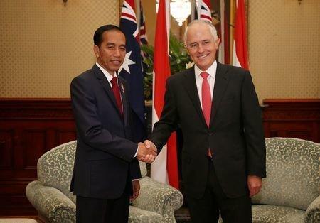 استرالیا و اندونزی روابط نظامی شان را از سر گرفتند
