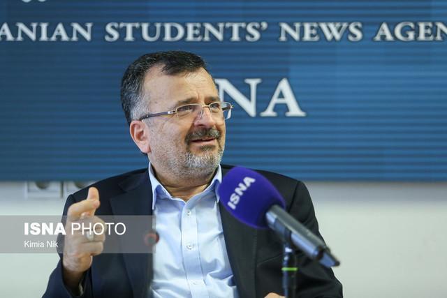 داورزنی از معاونت قهرمانی وزارت ورزش و جوانان استعفا کرد