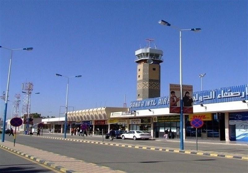 ورود 128 اسیر یمنی به فرودگاه بین المللی صنعاء