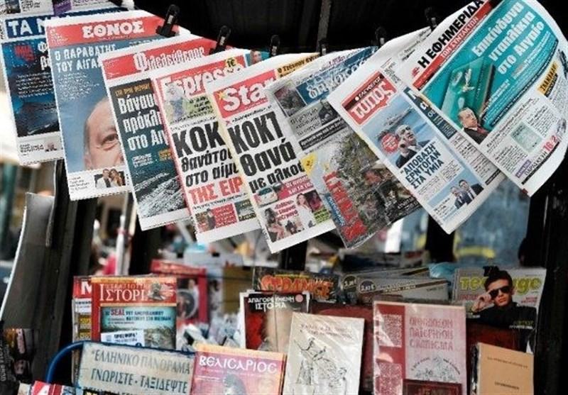 نشریات ترکیه در یک نگاه، آنکارا مهیای دومین قرارداد موشکی با روسیه، یونانِ گستاخ٬ سفیر لیبی را اخراج کرد