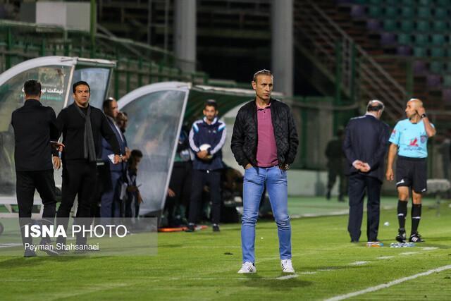 گل محمدی: لغو بازی با تراکتور ضربه بزرگی به ما زد