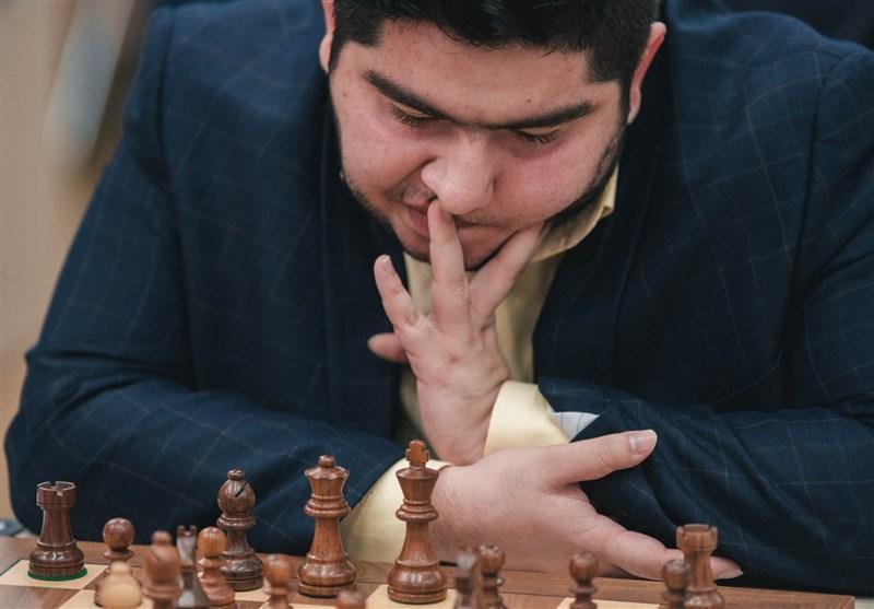 شطرنج آزاد اسپانیا، پیروزی مقصودلو در دور دهم، طباطبایی مقابل نماینده اسپانیا به تساوی رسید