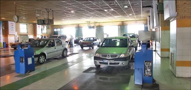 جریمه اتوماتیک 50 هزارتومانی در انتظار خودروهای فاقد معاینه فنی