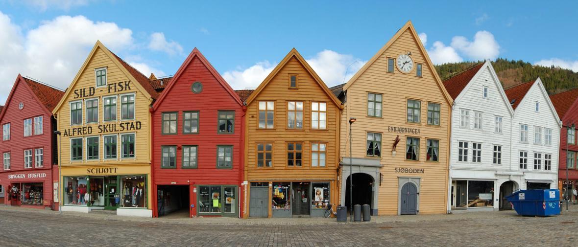 10 جاذبه گردشگری نروژ