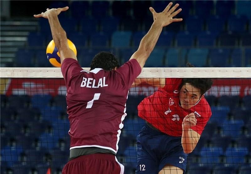 والیبال انتخابی المپیک، کره و قطر به نیمه نهایی رسیدند، استرالیا شانس حضور در المپیک را از دست داد