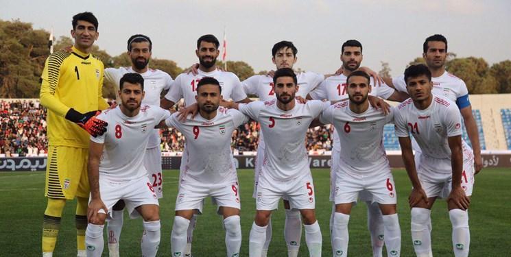 رنکینگ فیفا؛ ایران همچنان تیم 33 دنیا و دوم آسیا