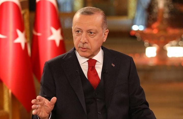 اردوغان: ابوظبی هر یاری نظامی که بتواند به حفتر ارائه می دهد
