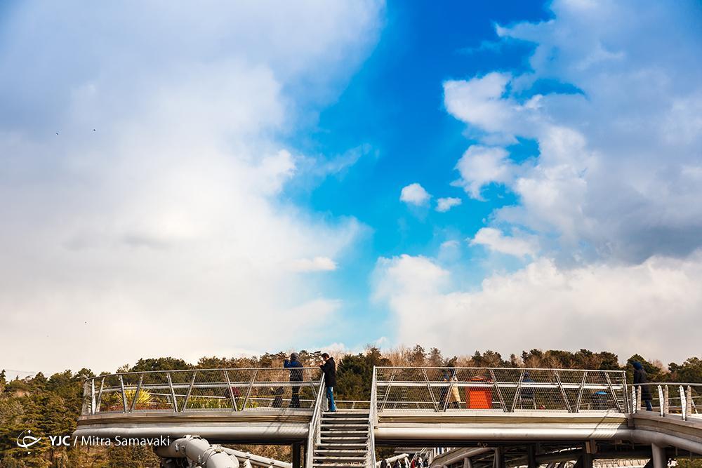 هوای تهران در 18 بهمن ماه؛ قابل قبول است