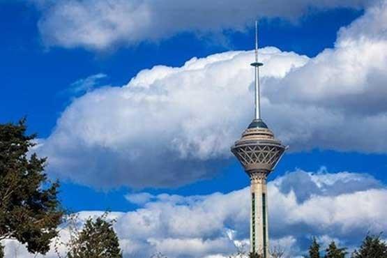 هوای تهران در 21 اسفند ماه؛ قابل قبول است
