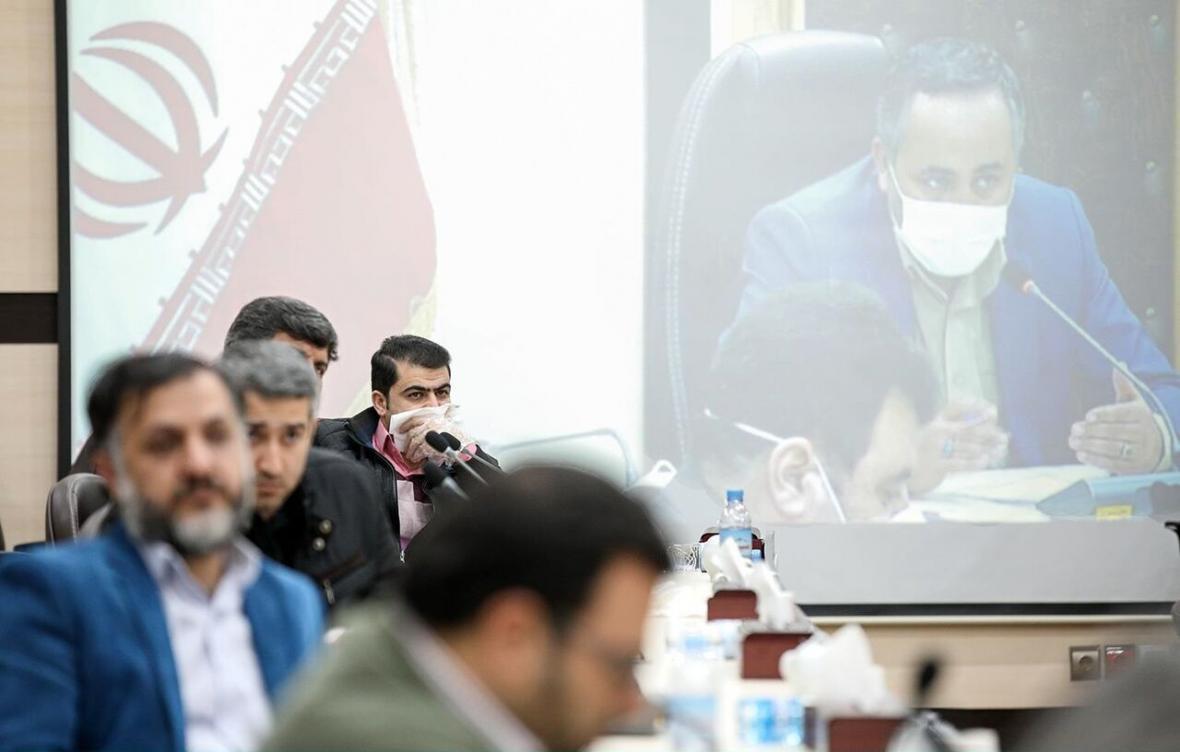 خبرنگاران اصحاب رسانه خراسان رضوی برای اطلاع رسانی در زمینه کرونا گردهم آمدند