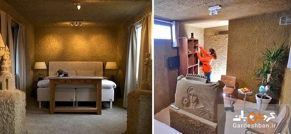 اولین هتل شنی یا زاند هتل در هلند، عکس