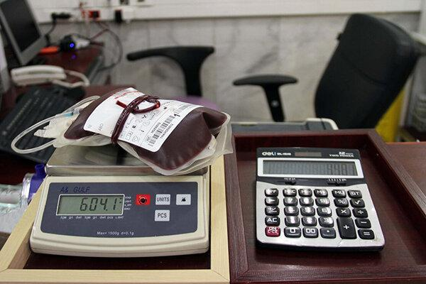 اهدای خون در استان بوشهر 22 درصد افزایش یافت
