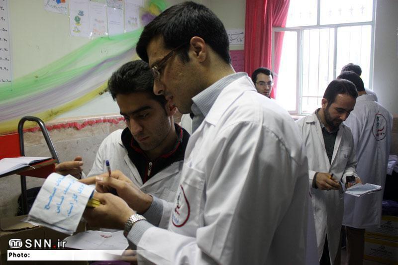 حمایت صندوق رفاه از اردو های جهادی دانشجویان علوم پزشکی