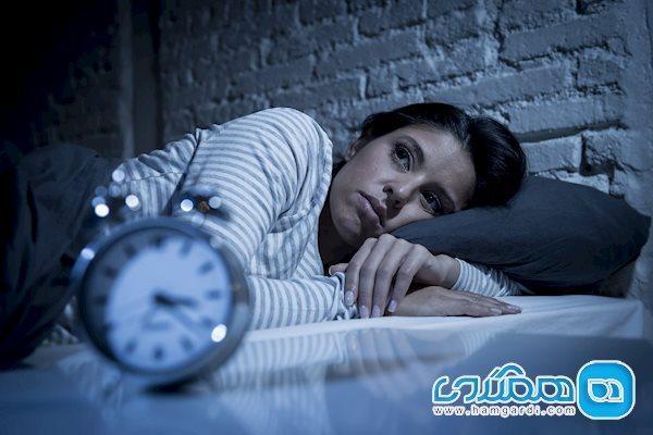 آیا شما هم دچار بی خوابی های شبانه می شوید؟