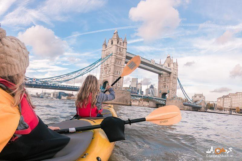 راهنمای یک سفر هیجان انگیز به لندن، عکس