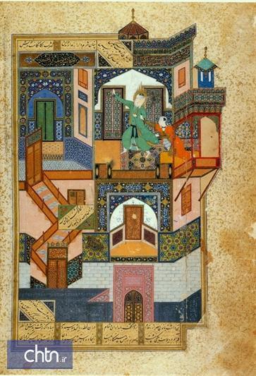 کمال الدین بهزاد از سرآمدان هنر مکتب تبریز