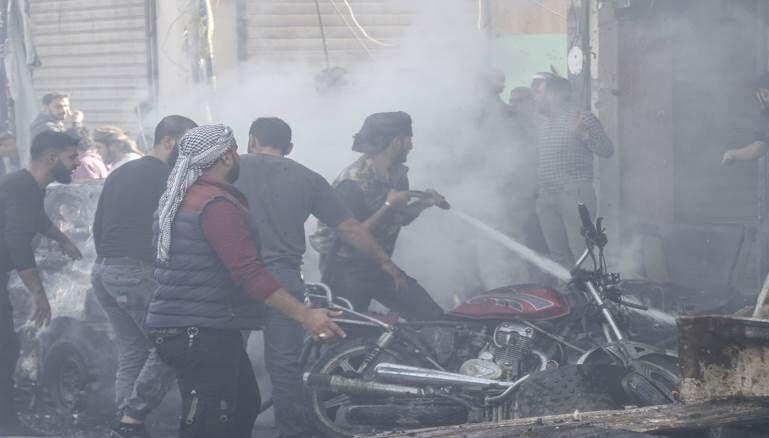 خبرنگاران دو سرکرده داعشی در حمله پهپادی در سوریه کشته شدند