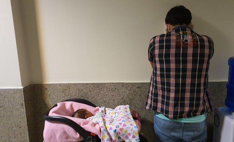 درآمد پنجاه میلیون تومانی فروش نوزاد