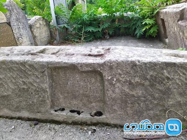 قبرهای 1400 ساله و یک روزه در نخستین قبرستان مسلمانان ایران