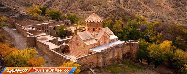 کلیسا سنت استپانوس تبریز، کلیسایی در دل کوه ها، تصاویر