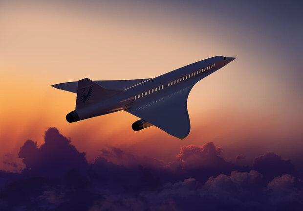 توسعه هواپیمای مسافری مافوق صوت که از محیط زیست محافظت می نماید