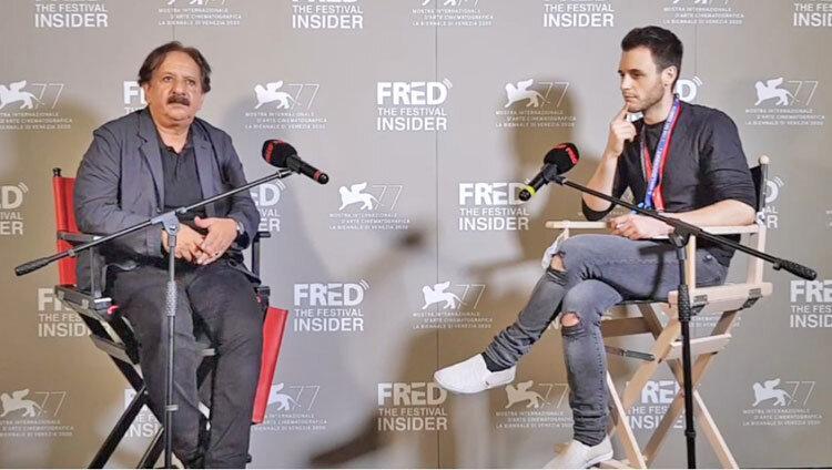 رونمایی از ستاره آینده سینمای ایران در ایتالیا